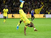 Moses Simon is bij FC Nantes verkozen tot beste rechterflankspeler van het decennium