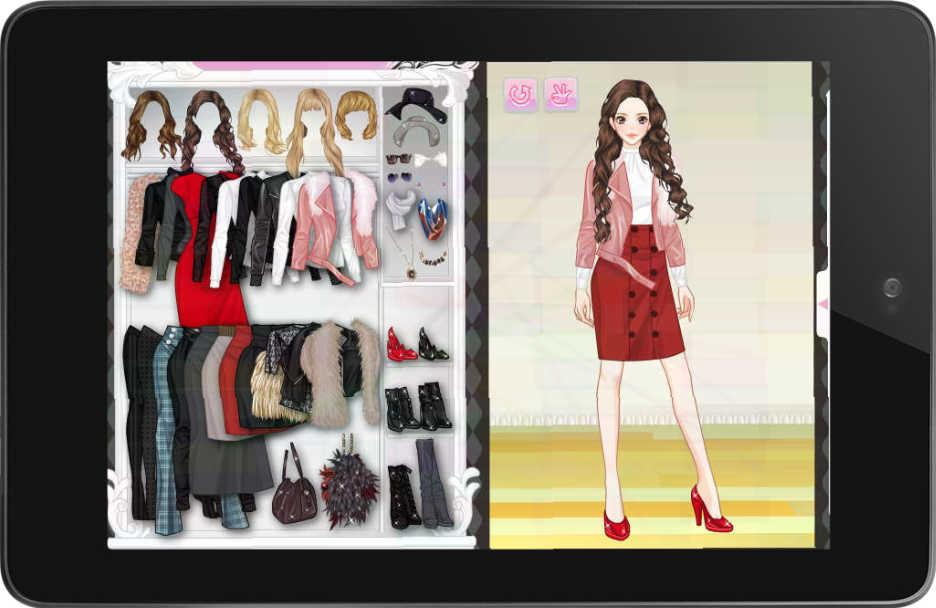 Regina modern dress up android apps on google play