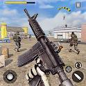 Real FPS Gun Shooting Games 3D icon