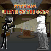 Stickman Wrath of the Gods