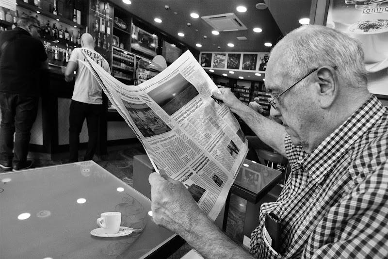 Notizie e caffè di Fiorenza Aldo Photo