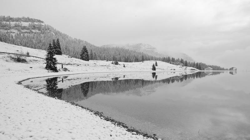 prima neve al lago di homer1108