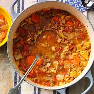 Great Northern Bean Stew.