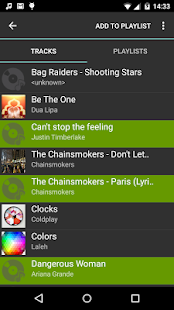 Audio Player - Music play- screenshot thumbnail