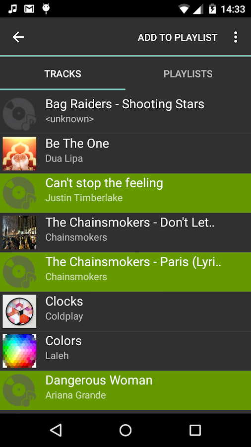 Audio Player - Music play- screenshot