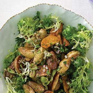 Frisée & Fingerling Potato Salad