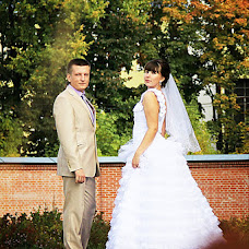 Wedding photographer Viktor Kalabukhov (victor462). Photo of 25.09.2013