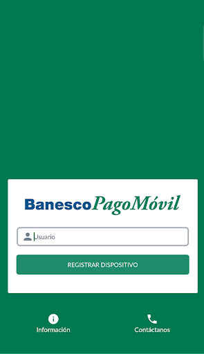 Banesco Pago Móvil for PC