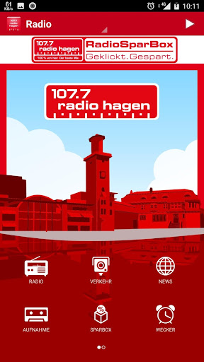 Radio Hagen 1.7.2 screenshots 1