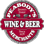 Logo for Peabody's Wine & Beer