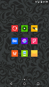 Goolors Square – icon pack 4.0 APK with Mod + Data 2