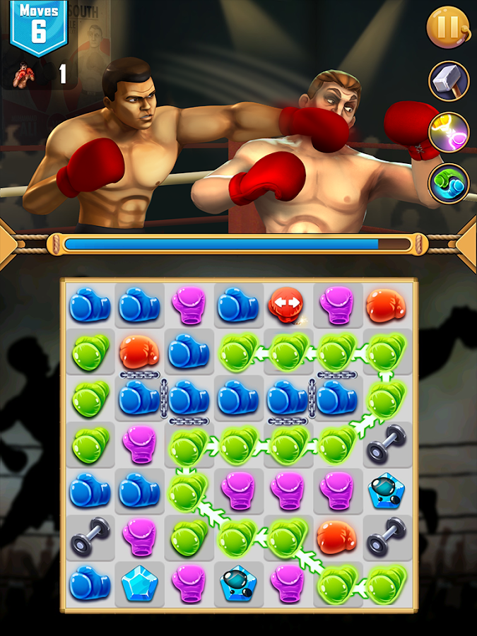 Muhammad Ali: Puzzle King- screenshot