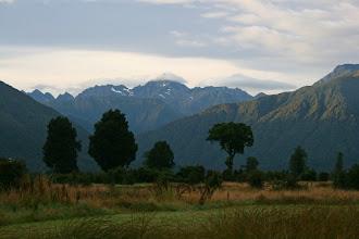 Photo: Berge in der Morgenstimmung