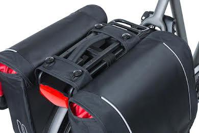 Basil Sport Design Double Pannier - 32L MIK Mount Black alternate image 1