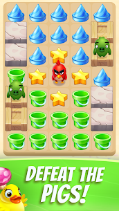 Angry Birds Match Apk MOD (Unlimited Money) 1