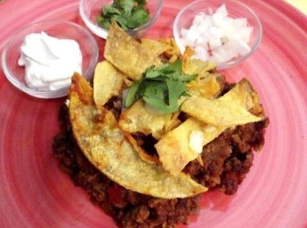 Wally's Mexican Lasagna Recipe