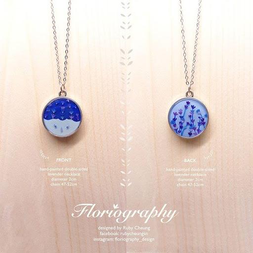 floriography design