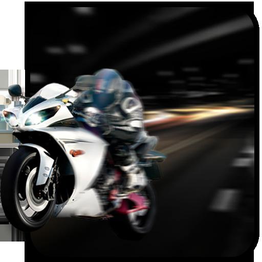 赛车游戏のスポーツスタントバイク LOGO-記事Game