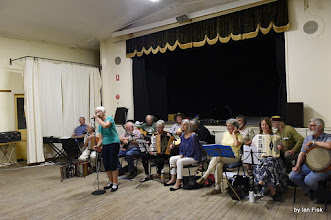 Photo: Joan Mundy Family Dance in the Town Hall