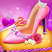 High Heels Fashion Shoe Designer