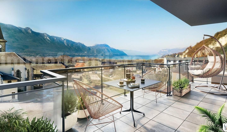 Appartement avec terrasse Voglans
