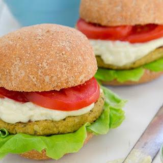 Artichoke Sunflower Burgers [Vegan, Gluten-Free]