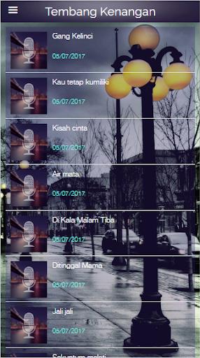 Golden Memories Tembang Kenangan Indonesia 1.2 screenshots 3