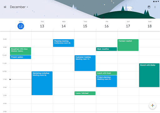 Google Calendar 6.0.8-220605953-release screenshots 10