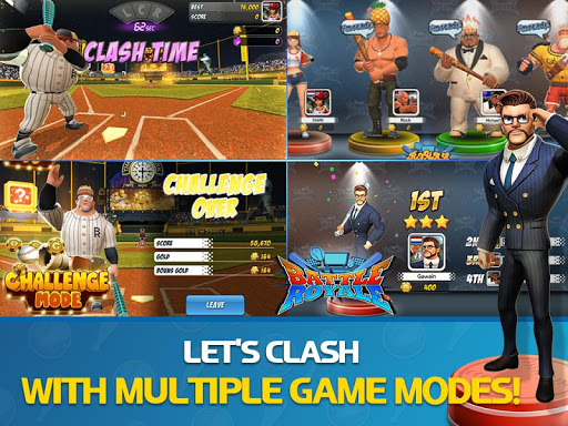 Homerun Clash 1.9.1 screenshots 2