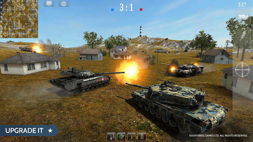 Armored Aces - Tanks in the World War android2mod screenshots 7