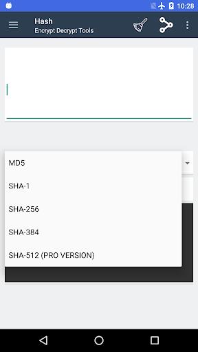 Screenshot 6 Encrypt Decrypt Tools Pro