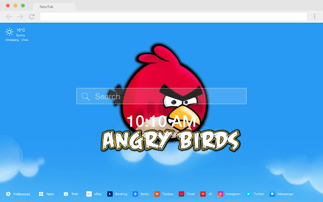 Angry Birds Anime Games HD New Tag Themes