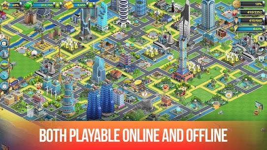 City Island 2 – Building Story 2.7.10 MOD (Unlimited Money) 5