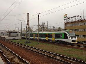 Photo: 45WE-007 & 45WE-006 (KM), Warszawa Wschodnia - Skierniewice {Warszawa Wschodnia; 2015-10-25}
