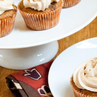 Pumpkin Cinnamon Chip Cupcakes