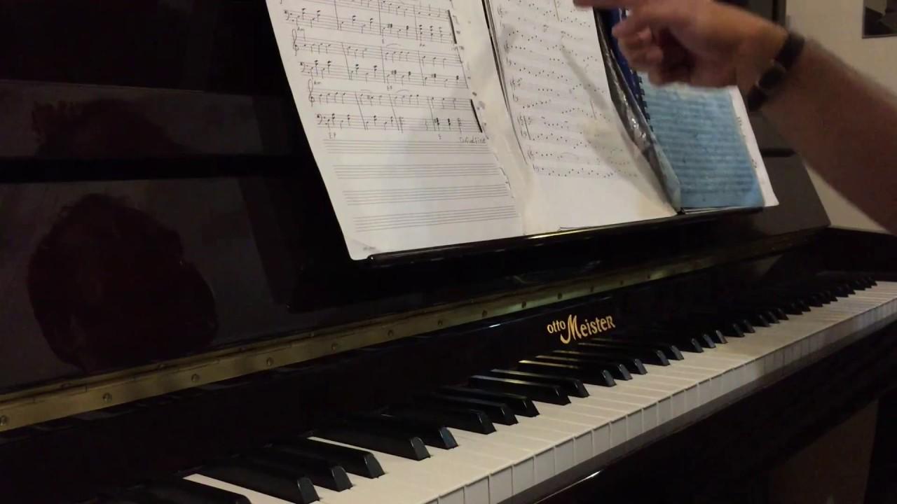 ۱۷ و ۱۸ و ۱۹ و ۲۰ پیانو احسان نیک