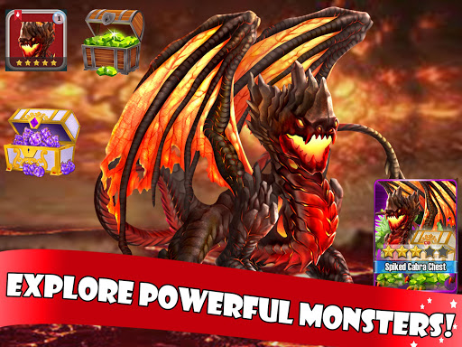 Monster Battle 9.10 gameplay   by HackJr.Pw 10
