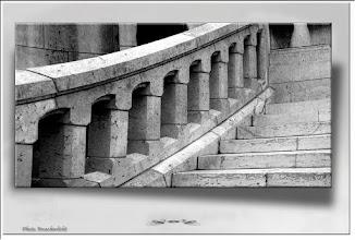 Foto: 2011 10 07 - P 135 B - auf der Treppe