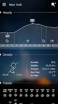 GO Weather Forecast & Widgets - screenshot thumbnail 03