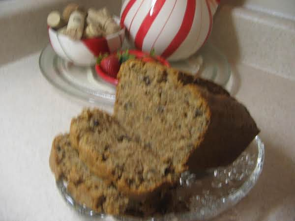 Nutty Spaghetti Squash Quick Bread Recipe
