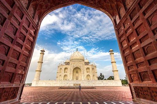 natural framing photography. Taj Mahal By Amit Aggarwal - Buildings \u0026 Architecture Public Historical ( Clouds, Tourist Natural Framing Photography