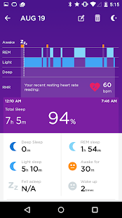 UP® – Smart Coach for Health- screenshot thumbnail
