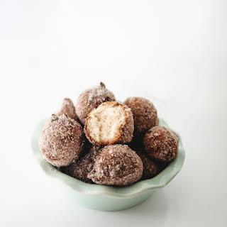 Make Homemade Donuts Using This Easy Pancake Mix.