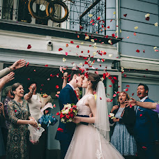 Wedding photographer Aleksey Chelnokov (Touchatmyphoto). Photo of 31.07.2017