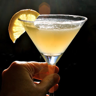 The Best Lemon Drop Martini You'll Ever Have….