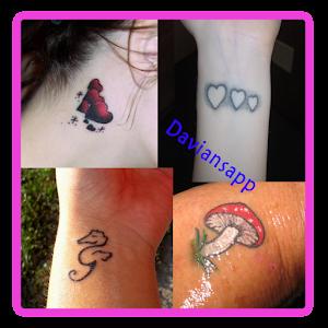 f7e595f97 Great Small tattoo Ideas 1.1 Apk, Free Lifestyle Application - APK4Now