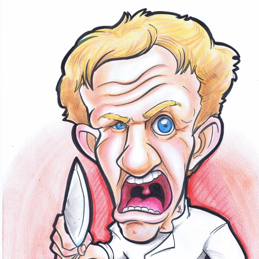 Gordon Ramsey Insult