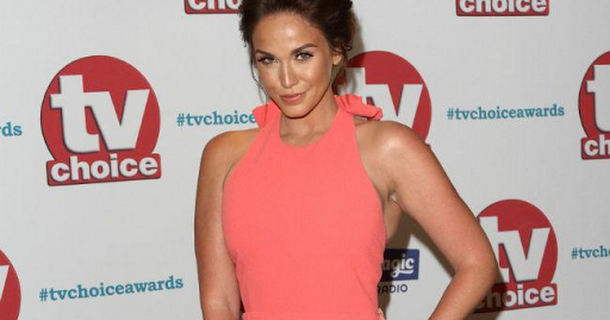 Vicky Pattison has crush on I'm A Celeb... camp mate