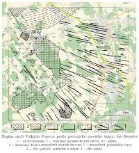 Photo: Geologicka mapa Velkopopovicka. ZDROJ: B.Hejtman - Petrografie SNTP Praha 1969 + podklad http://mapy.atlas.cz