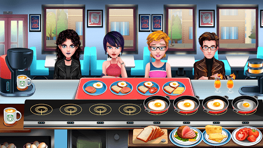 Cooking Chef - Food Fever apkdebit screenshots 4